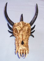 Dragon Skull small
